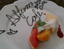 ココチーノでアルバムカフェ